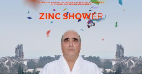 zinc shower