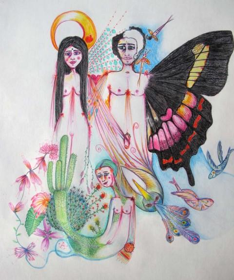 Eva y El Paraiso