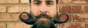 incredibeard. el tipo de las barbas creativas