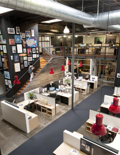 20 Espacios De Trabajo En Los Que Querrás Inspirarte