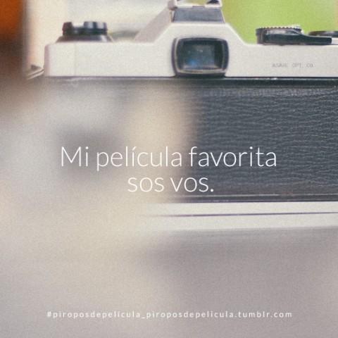 #piroposdepelicula un proyecto de felipe martinez