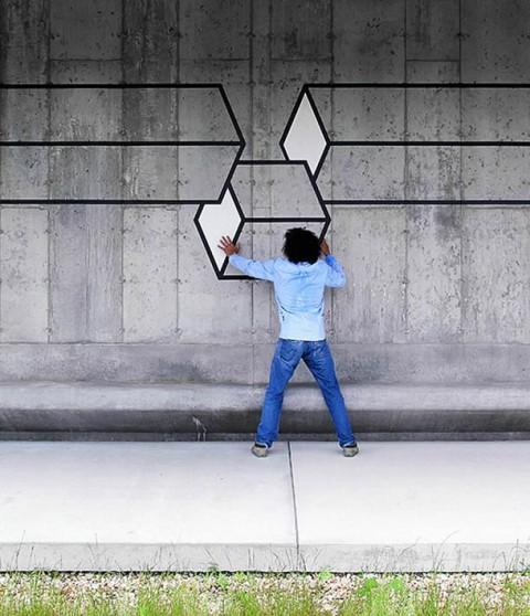 Aakash-Nihalani-arte-urbano-geometrico-mis-gafas-de-pasta01