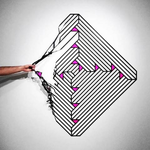 Aakash-Nihalani-arte-urbano-geometrico-mis-gafas-de-pasta11