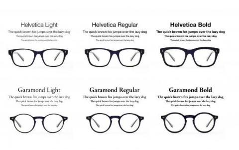 gafas tipograficas mis gafas de pasta07