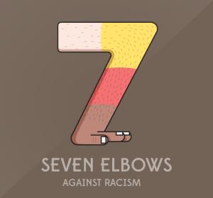 manu arranz 7 codos against racism mis gafas de pasta