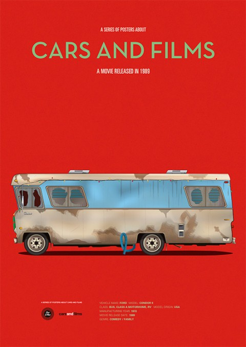 cars and films christmas vacation