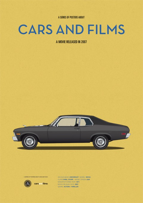cars and films death proof