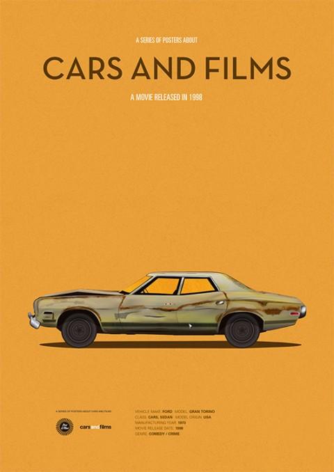 cars and films el gran lebowski