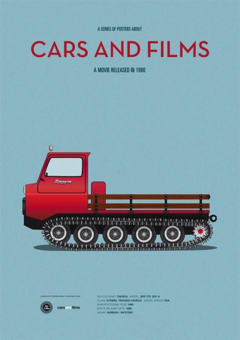 cars and films el resplandor