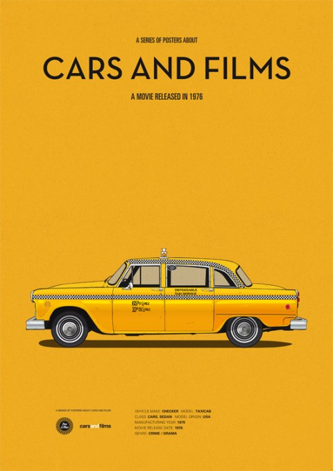 cars and films taxi driver