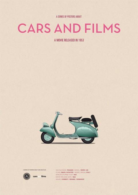cars and films vacaciones en roma