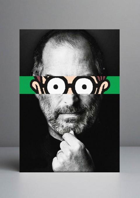 celebridades animadas mis gafas de pasta10