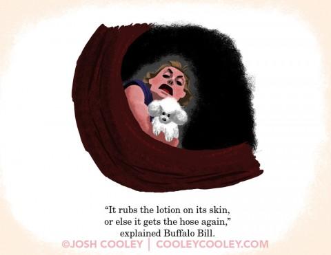 el libro infantil que ilustra escenas miticas mis gafas de pasta05