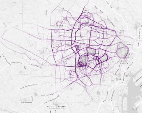 where people run - tokio