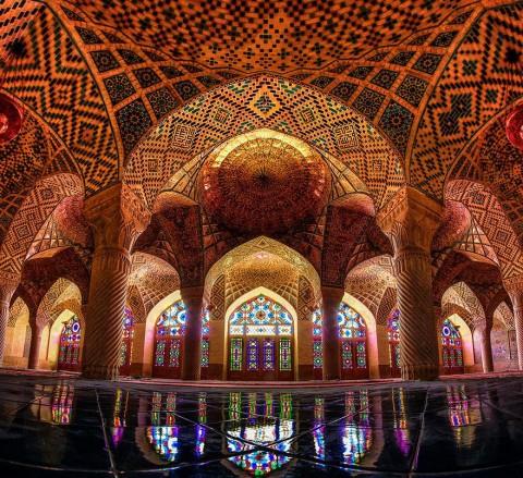 colores mezquita nasir al-molk mis gafas de pasta07