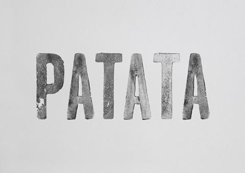 patata tipografía mis gafas de pasta01