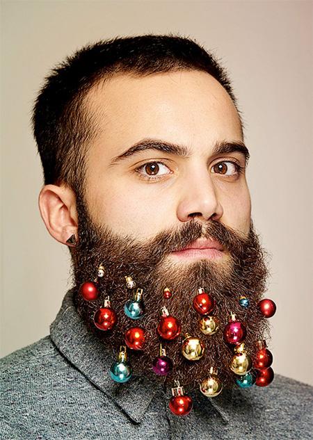 decoración navideña barbas mis gafas de pasta01