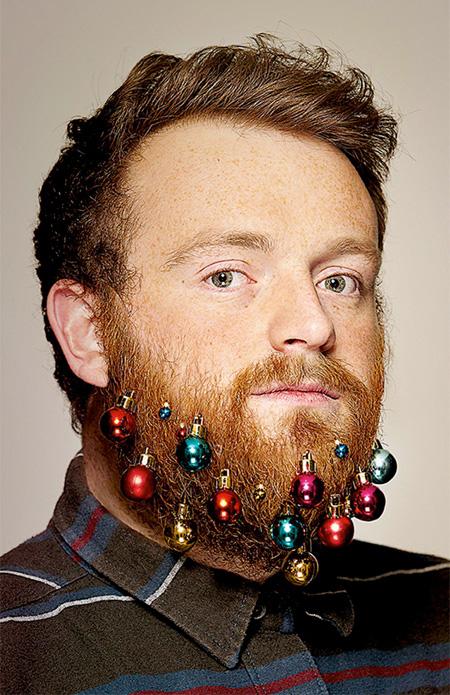 decoración navideña barbas mis gafas de pasta02