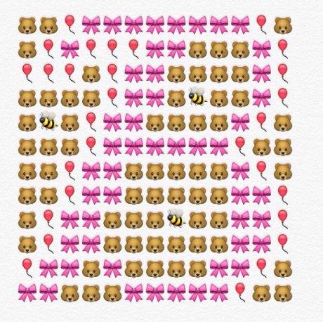 alfabeto emoji b