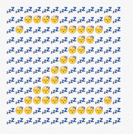 alfabeto emoji z