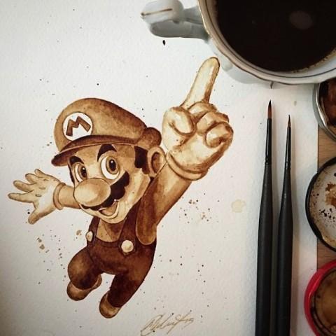 ilustrando cafe mis gafas de pasta01