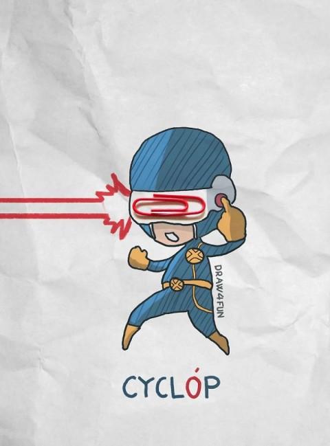 superheroes dia a dia mis gafas de pasta11