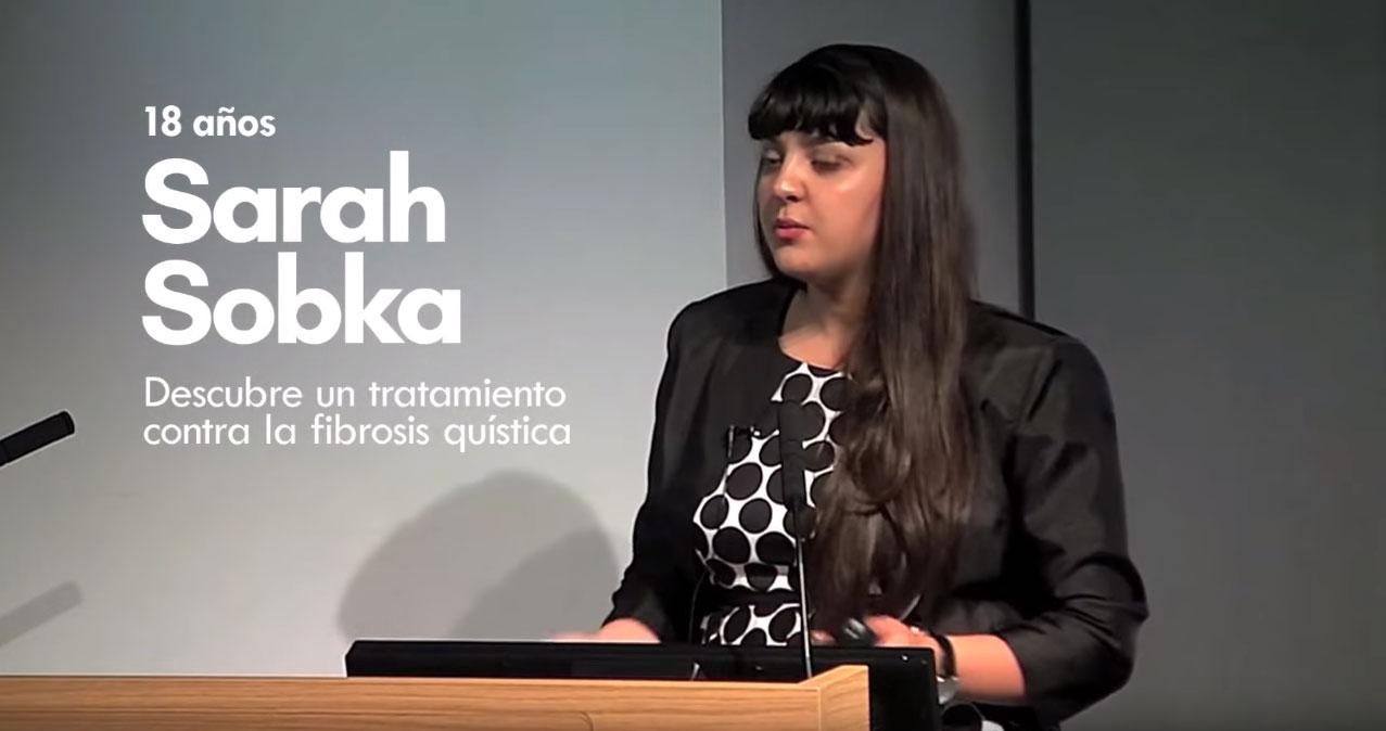 ing sarah sobka inventa un tratamiento contra la fibrosis quistica