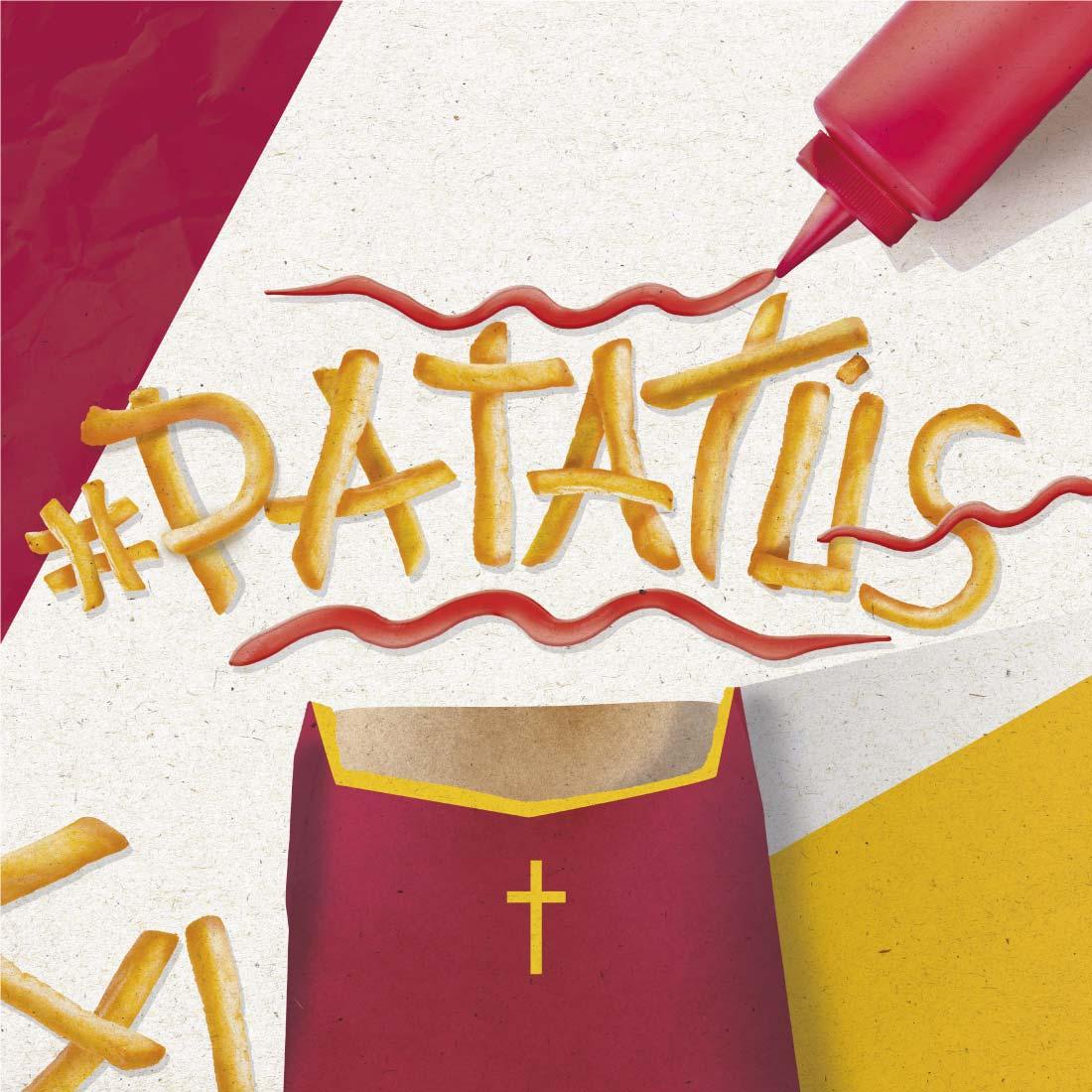 patatus en la tienda de #palabrasolvidadas