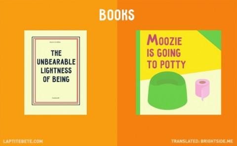 la vida antes y después de tener hijos: libros