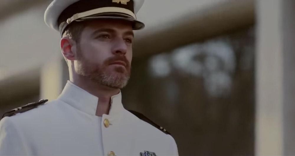 aquarius. uniforme de la marina