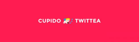 logo de cupido twittea