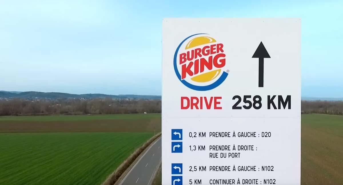 mcdonald's trollea a burger king