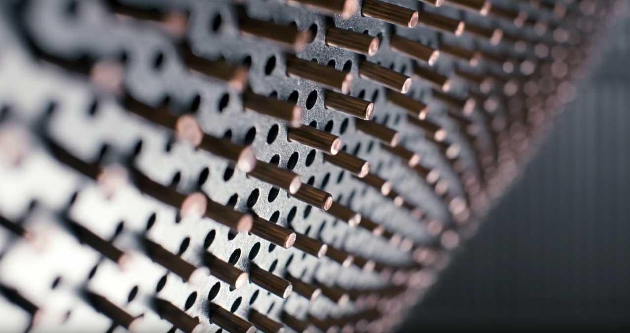 copperface de gillette. captura del anuncio
