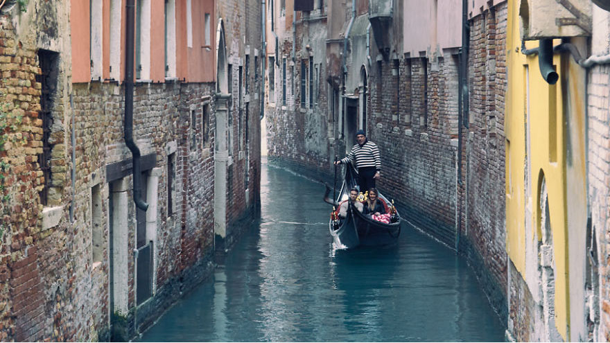 expectativa viajes venecia mis gafas de pasta