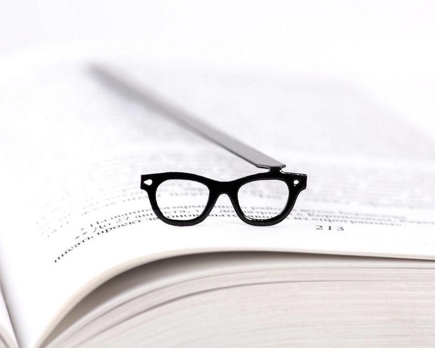 coolbookmarks marcapaginas molones mis gafas de pasta03
