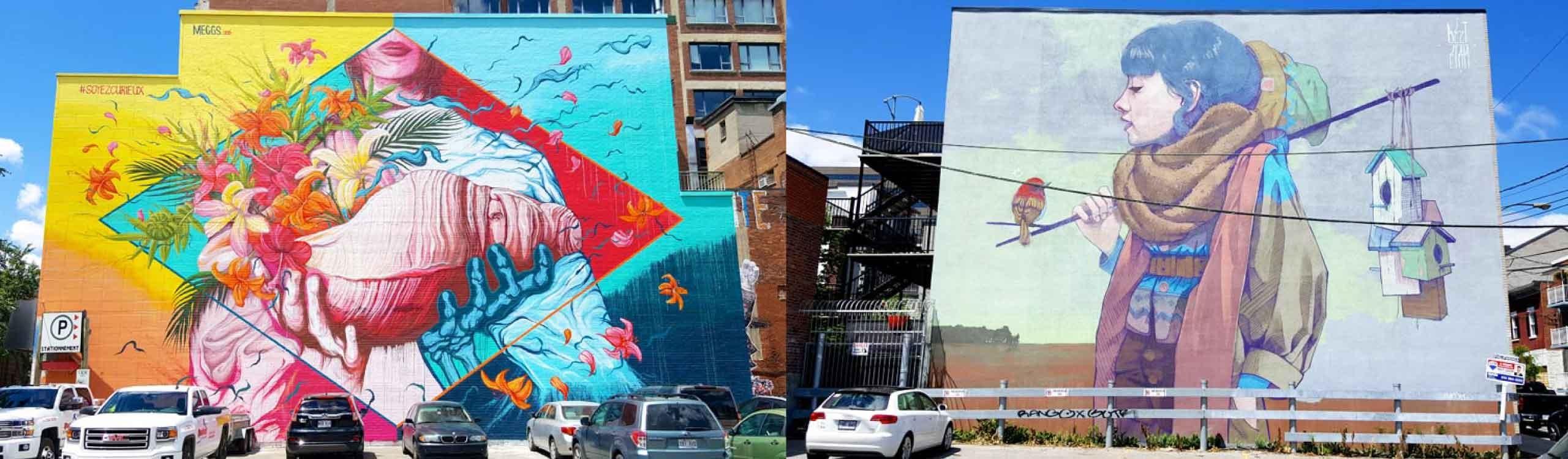 el mural festival 2016 de montreal nos ha dejado obras impresionantes