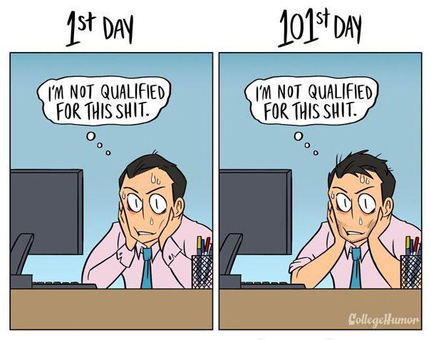 diferencias dia 1 dia 101 en el trabajo mis gafas de pasta06