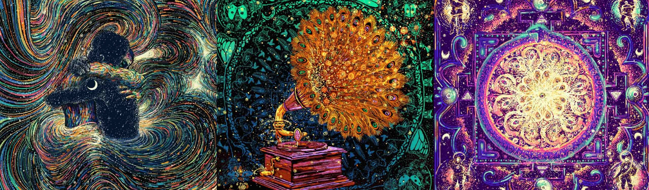 wow! los gifs alucinantes de james r. eads y the glitch