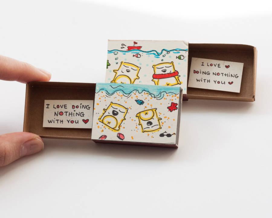 cajas de cerillas del amor mis gafas de pasta08