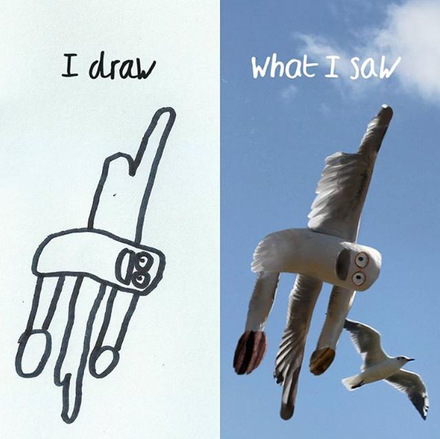 things i have drawn mis gafas de pasta06
