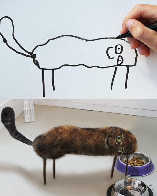 things i have drawn mis gafas de pasta07