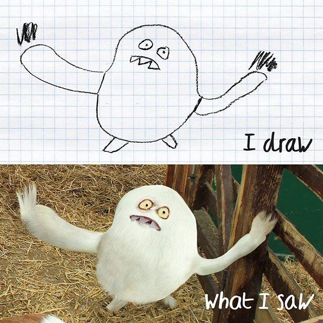 things i have drawn mis gafas de pasta11