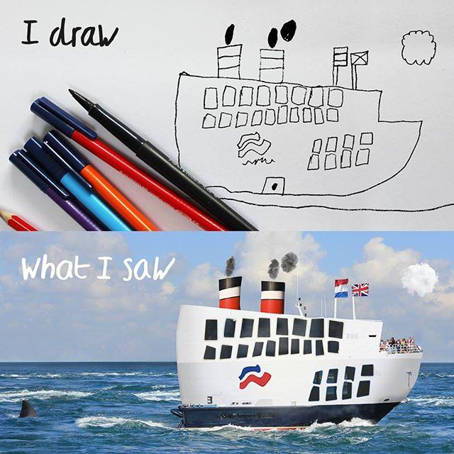 things i have drawn mis gafas de pasta18