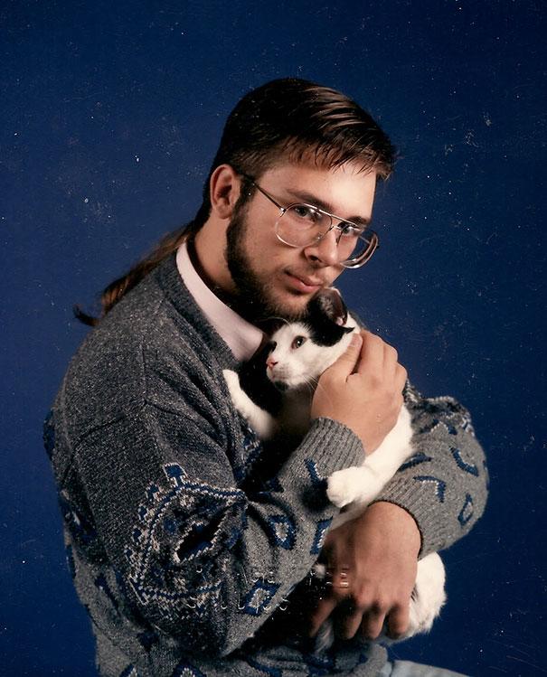 hombres raros con gatos mis gafas de pasta03