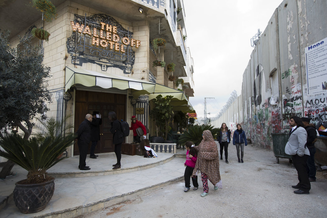 banksy the walled off hotel03