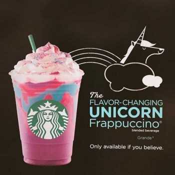 starbucks frappuccino unicornios mis gafas de pasta destacado