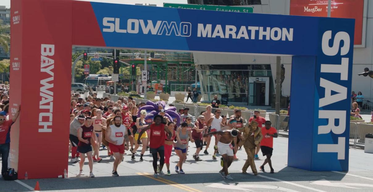 baywatch maraton en slow motion mis gafas de pasta01