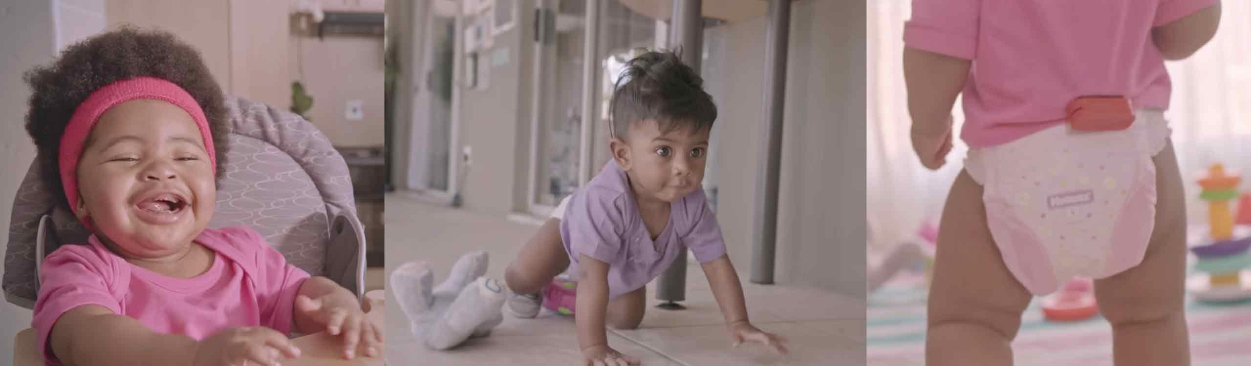 huggies primera maratón para bebés del mundo