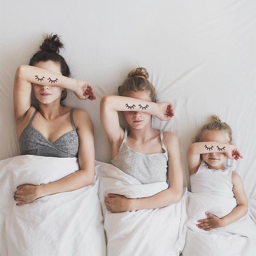 #allthatisthree una madre y sus dos hijas mis gafas de pasta12