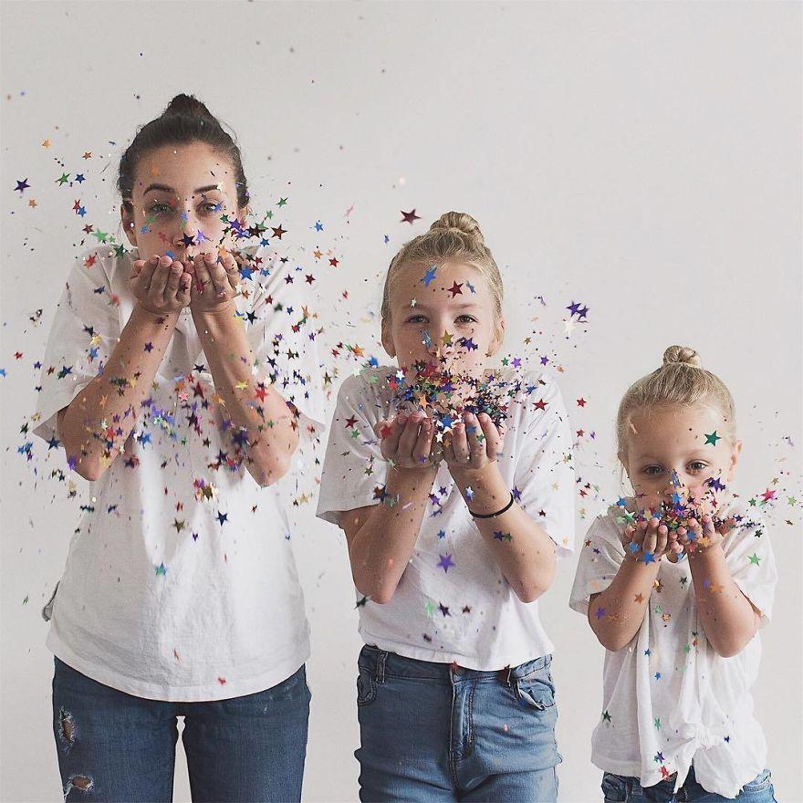 #allthatisthree una madre y sus dos hijas mis gafas de pasta20